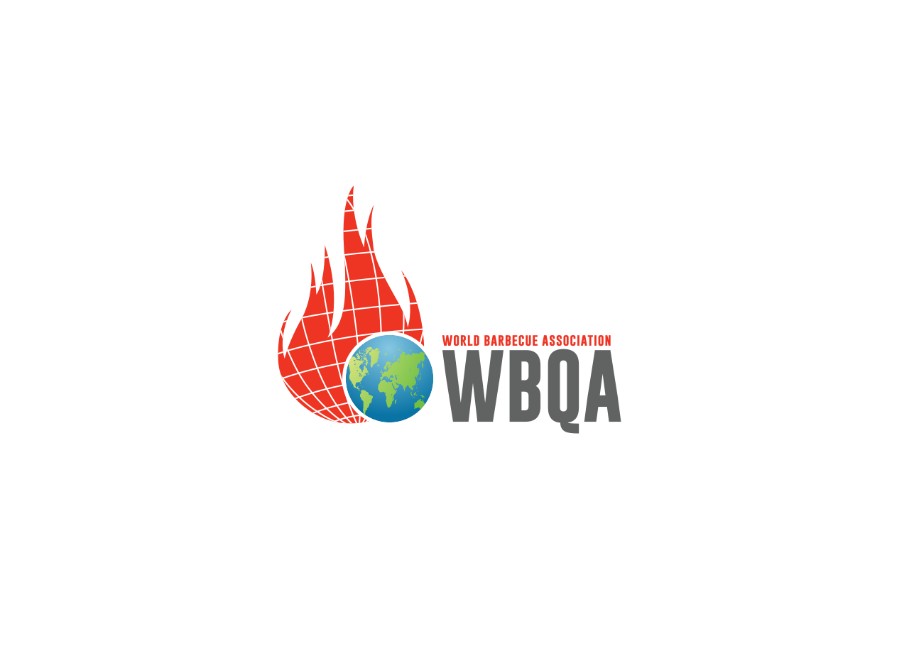 World BBQ Association colored earth